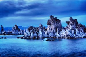 Mono Lake Serenade by onejumpjohnny
