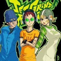 Jet Grind Radio by ManiacPaint
