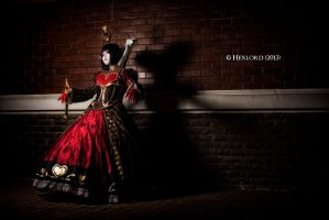 Queen of Hearts - II by hexlord