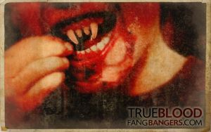 TrueBlood Strawberry Wallpaper by coffeestained