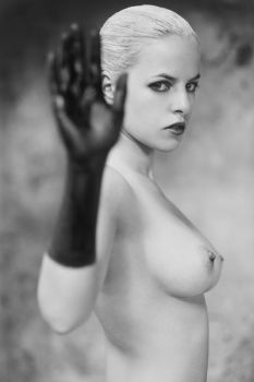 Black Touch by Maluszka83