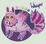 [closed] Mini auction ~ Whisper by Cinder-Cat