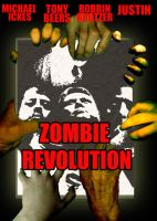 Zombie Revolution poster 6 by Toe-Knee-Bee-Ears