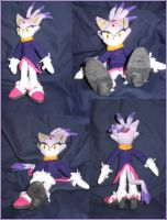 Blaze The Cat Plushie by Zero20-2