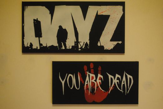 DayZ / You Are Dead by Joshfryguy