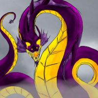 Wizard101 - Leviathan by HesperCambrie