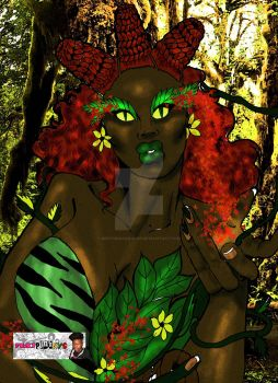 African Poison Ivy by WestIndianRockr