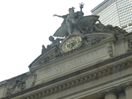 Grand Central Terminal by Wintersmith6