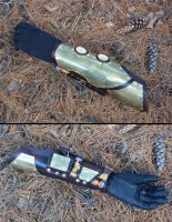 Gun Gauntlet MK III by SteamViking