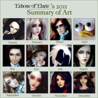 2011 Art Meme Doll Photography Version by Echoes-of-Elaris