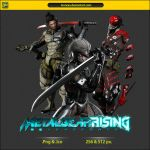 Metal Gear Rising Revengeance - ICON by IvanCEs