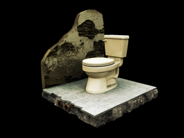 Toilet by JosiahReeves