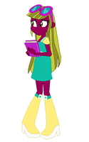 My Ponysona or Me in Equestria Girls (Possible RP) by wezzie1