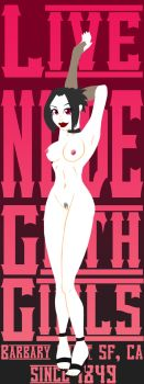 Live Nude Goth Girls by penguin-commando