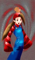 Shorty from bust a groove by talesofphantasia