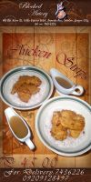 Chicken Strips by myaeonfluxproject