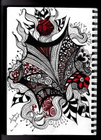 ZenDoOdle by m0onwitch
