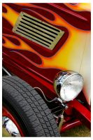 Flames and Chrome Elements by clfry