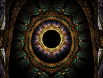 way to black hole by Andrea1981G