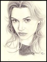 Kate Winslet by weezie