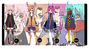 [2/4] Range Adopts by Meicker