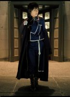 Fullmetal Alchemist - Colonel of Amestris by cambiocosplays