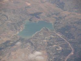 lake frm sky by mytsakyaroslav