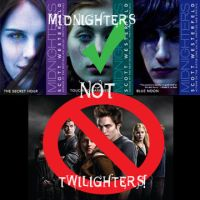 Midnighters not Twilighters by MordredLeFay