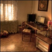 My lovely room - HDR by newintenz