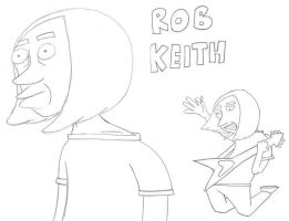 Rob Keith by BlooregardQKazoo