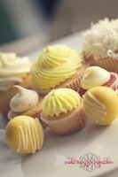 Wedding sweets by Kimography