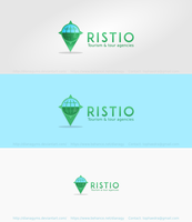 Ristio Logo  (For Sale) by DianaGyms