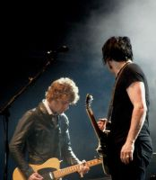 Jack White and Brendan Benson by forever-green