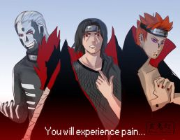 You will experience pain by Moon-illusion