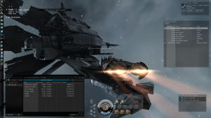 Eveonline - Approaching a station n1 by lv888