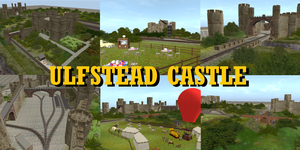 Ulfstead Castle V3 by TheDirtyTrain1