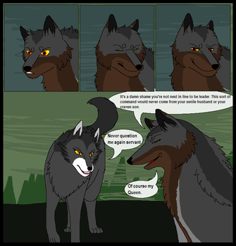 Dont Question Me Page 2 by Kityote