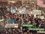 AFSCME Union Power Collage by HappyArequipe