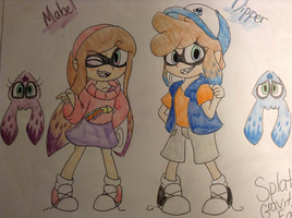 Inkling Pines by CutManTimeManPower