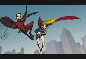 The New World's Finest by AviKishundat