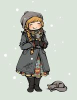 Winter ID by shideh