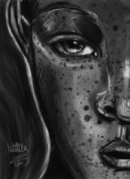 Freckles by WitTea