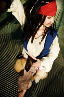 Cosplay: Captain Jack Sparrow by diriagoly