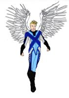 Angel Redesign! by Comicbookguy54321