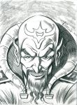 Ming, the Merciless by LostonWallace