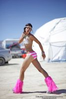 burningman 2010 strut by kikkums