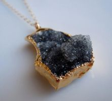 Brazilian Amethyst Druzy by 443Jewelry