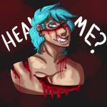 Goretober: Excessive Gashes/Lacerations by GeekWayne