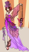 collab project virgo by meili by sand38090