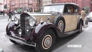 1938 Rolls Royce Wraith by The-Transport-Guild
